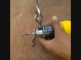 Идея для ключа к дрели - Заметки строителя