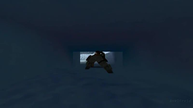 3.35 Tomb Raider III_ AoLC - Антарктика 4_4