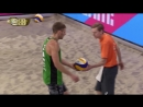 The Hague 4-Star 2018 - Men semi final 2 - Beach Volleyball World Tour