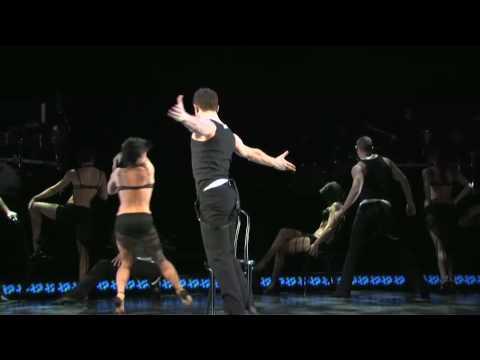 BURN THE FLOOR on Broadway! Club le Narcisse