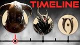 The Complete Elder Scrolls Timeline - The Era Between Oblivion &amp Skyrim The Leaderboard