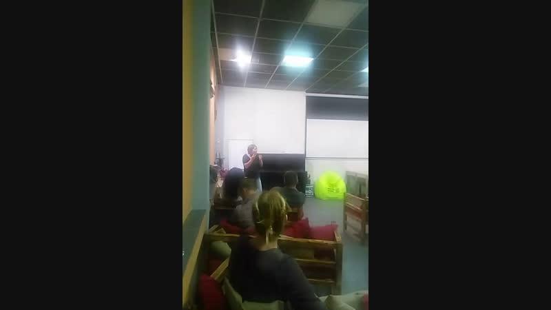 Лекция Как пользоваться современным театром – инструкция по применению