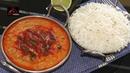 Афганский горох с рисом / Dal Tarka and Zeera Rice - دال با زیره چلو