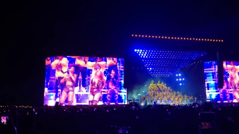 BEYONCÉ AND DESTINY'S CHILD REUNION COACHELLA 2018 PERFORMANCE