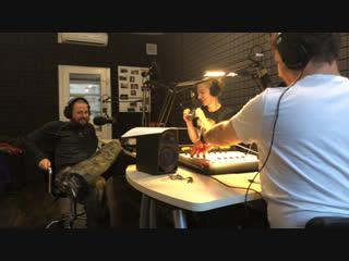 Питер FM live - Илья Черт, ПилОт
