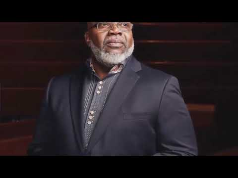 TD Jakes - God Knows Stop Worrying - Sep 21, 2018