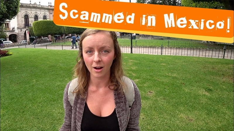 SCAMMED in Cancun and Playa del Carmen Mexico