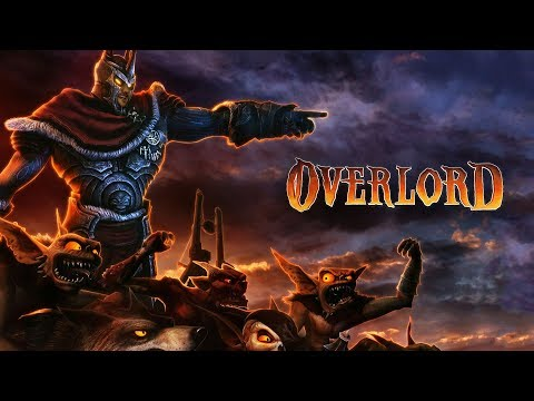18 Шон играет в Overlord стрим 2 PC 2007