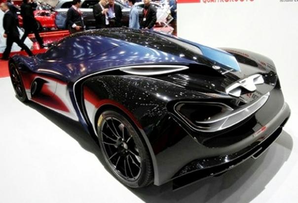 У McLaren F1 появится «истинный» преемник: с мотором V12 и «механикой»