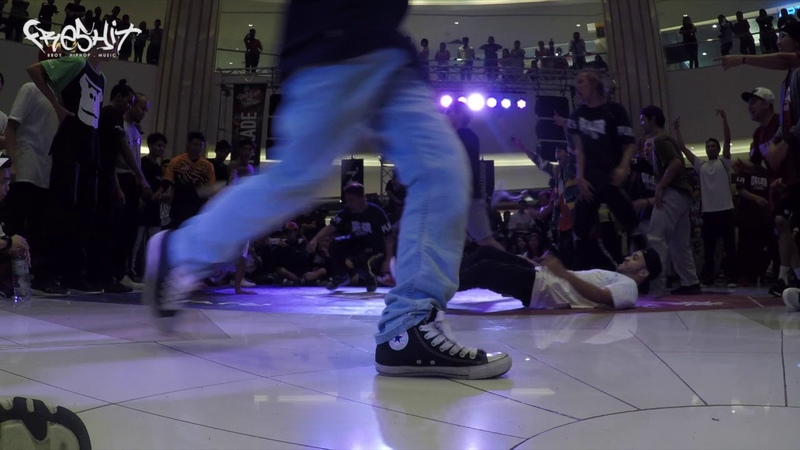 Giller Battle vs Wakaka Crew BOTY 2017 Malaysia - FInal Freshit Tv