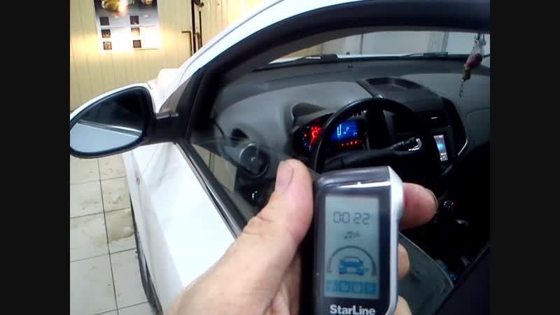 Chevrolet Aveo StarLine A93