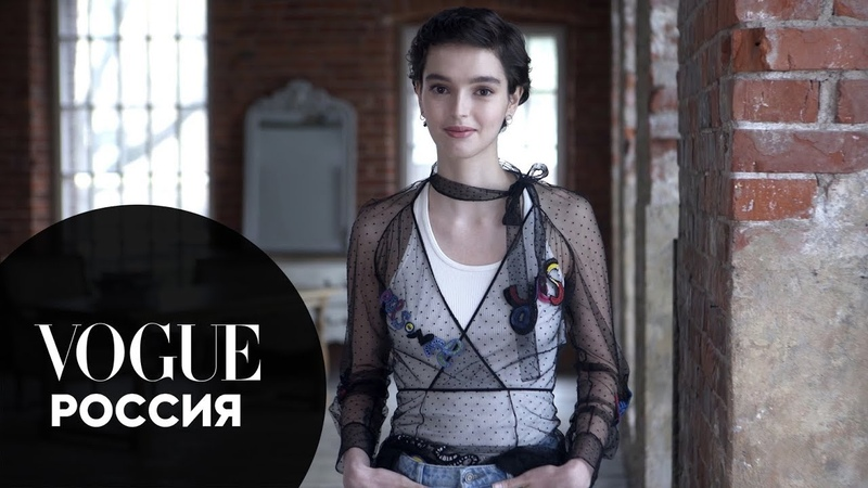 Новая звезда Dior: кто такая Ася Резникова?