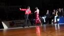 2009 IDSF World DanceSport Championship Latin - Final: Team 96
