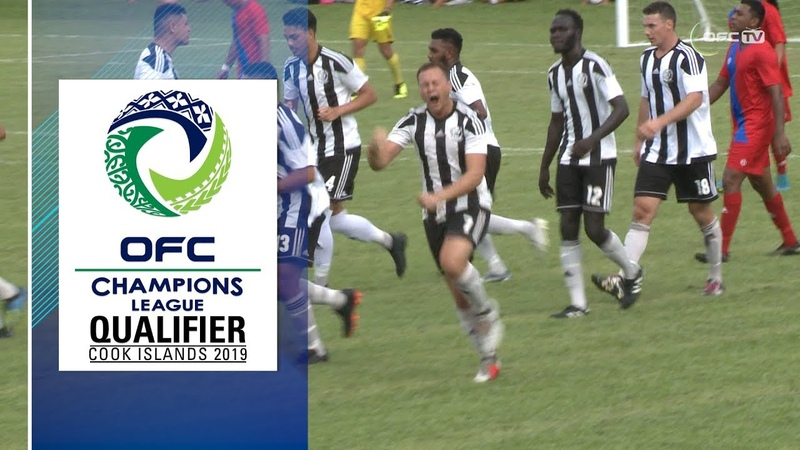 2019 OFC CHAMPIONS LEAGUE QUALIFIER | HIGHLIGHTS | Tupapa Maraerenga vs Kiwi FC