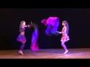Восточные танцы для детей Белгород_Дуэт Ловцы снов_Студия восточного танца Арфа