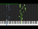 Battle_Against_a_True_Hero_-_Undertale__Piano_Tutorial Synthesia__(