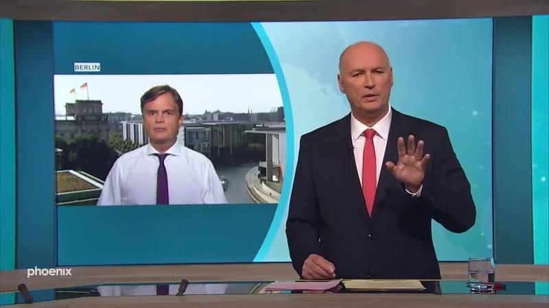 Bernd Baumann AfD über ein neues Einwanderungsgesetz 17 08 18 Phoenix Interview