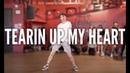 ARIANA GRANDE x *NSYNC Coachella - Tearin' Up My Heart | Kyle Hanagami Choreography