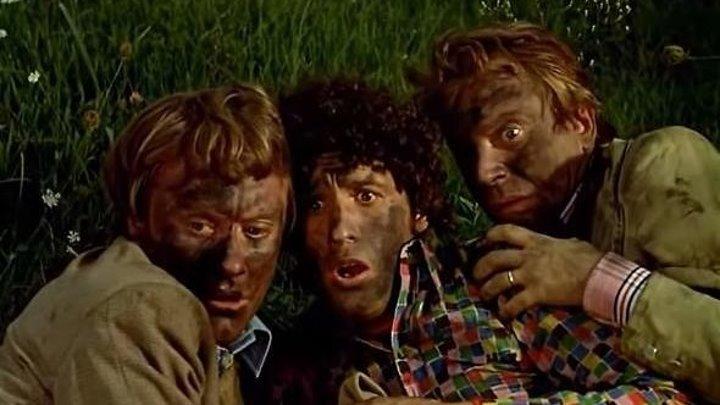 Невероятные приключения итальянцев в России HD(комедия)1973 (12)