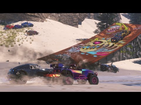 ONRUSH | New game modes (Lockdown and Switch)