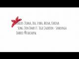 Don Omar ft. Tego Calderon - Sandunga Reggaeton choreo for beginners