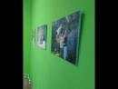 Маша Шпеер открытие выставки 29 июня