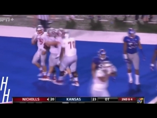 The Best of Week 1 of the 2018 College Football Season - Part 1