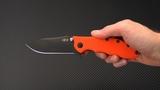 Складной нож Zero Tolerance Hinderer 0562ORBLK