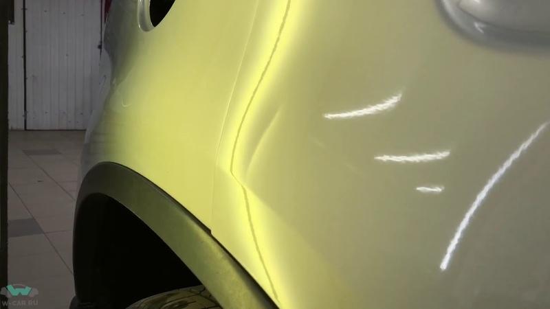 VW Tiguan технология PDR/DOL
