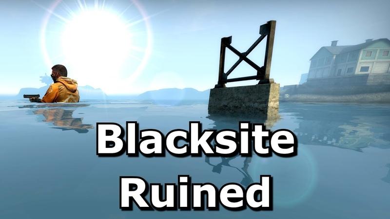 Let me ruin CS:GO's Blacksite for you