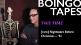 This Time Danny Elfman Oingo Boingo Rare Nightmare Before Christmas