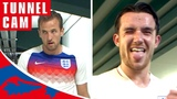 Spain 2-3 England Players React to Super Win! Tunnel Cam England
