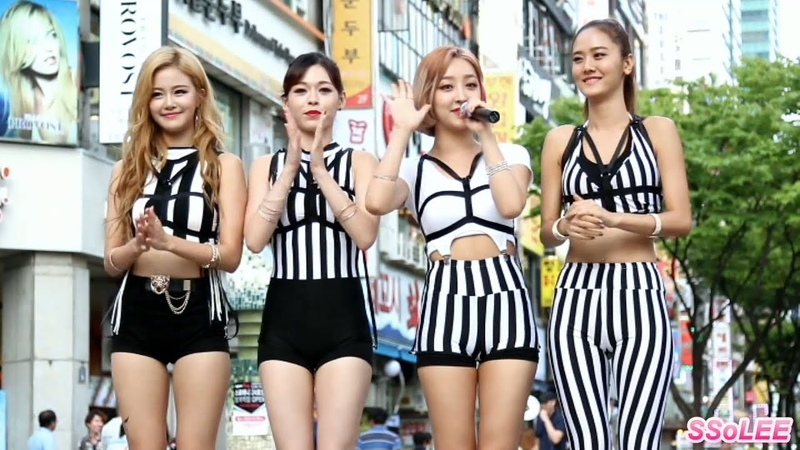 [Fancam] 150810 배드키즈, 블레이디 - 멤버 소개 @ 범계 게릴라 직캠 By SSoLEE