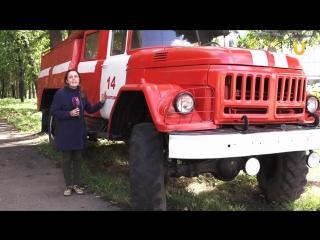 UTV. Уфимский коллекционер создает музей пожарной техники под открытым небом