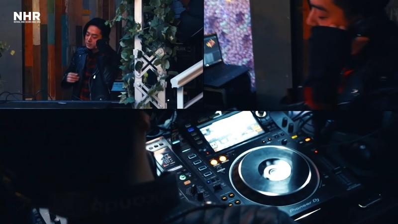 [NHR] Natural High Record Dj Ruppy live mix set @ Dressroom