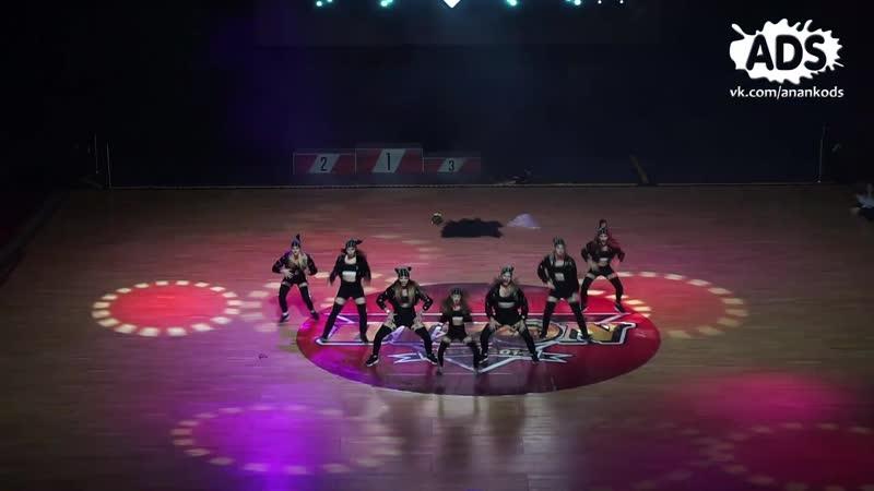 ANANKO DANCE SCHOOL_Bizon 2018_street queens