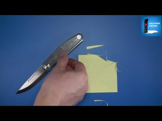 Нож RealSteel G3 Puukko Scandi