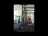 Weighted pullups 11072018