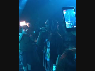 Lil Gnar fucked up a fan