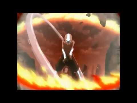 Aang vs Ozai AMV-Monster (HD)