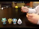 Ouverture (Unbox) de boule gashapon Yo-kai Watch (MicroPopz)