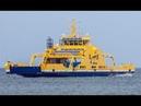 The ferry that sails itself - BBC Click || BBC Click