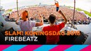 Firebeatz DJ set SLAM Koningsdag 2018