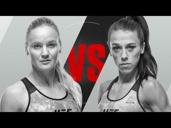 Valentina Shevchenko vs Joanna Jedrzejczyk Full Fight UFC 231