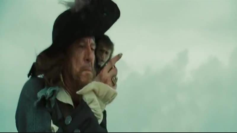 Тематическая Неделя Пиратского кино Капитан Гектор Барбосса