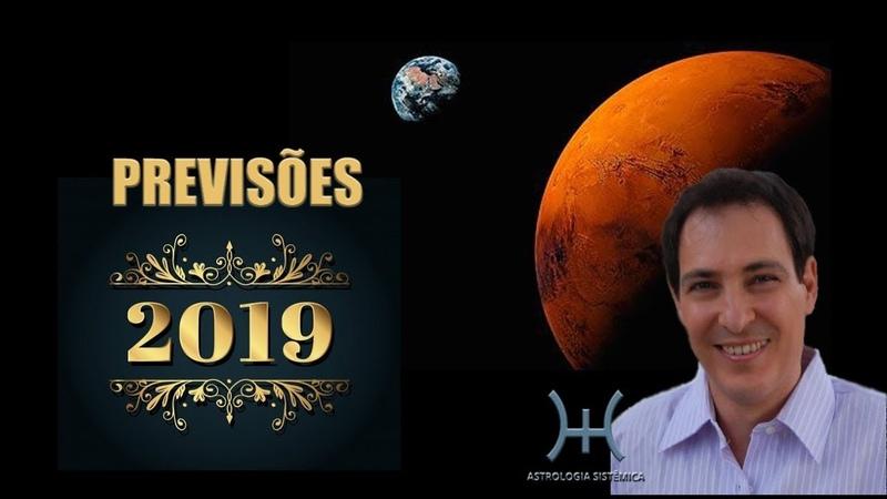 PREVISÕES 2019 O ANO DA QUEDA DOS FALSOS MITOS