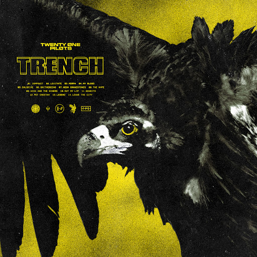 Twenty One Pilots альбом Trench