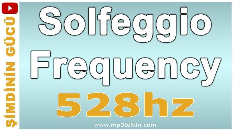Solfeggio Frekansı 528hz Mucizeler ve Dönüşüm Meditasyonu