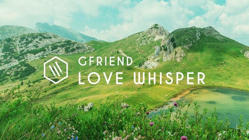 여자친구 GFriend 귀를 기울이면 Love Whisper Piano Cover