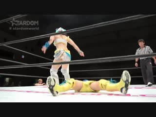 03 Starlight Kid (c) vs. Hanan
